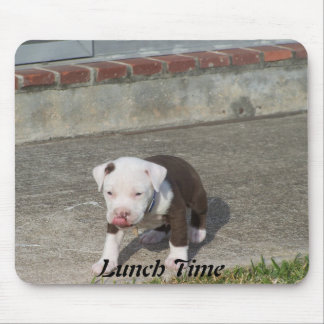 Lunch Time mouse pad