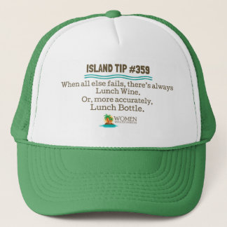 Lunch Wine Cap (green)