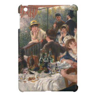 Luncheon of the Boating Party iPad Mini Covers