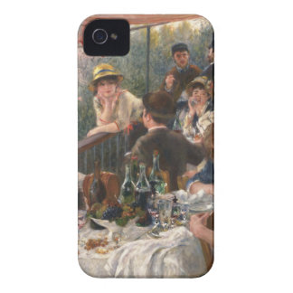 Luncheon of the Boating Party iPhone 4 Cover