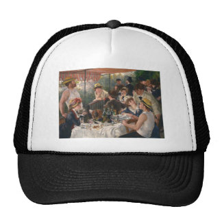 Luncheon of the Boating Party - Renoir Cap