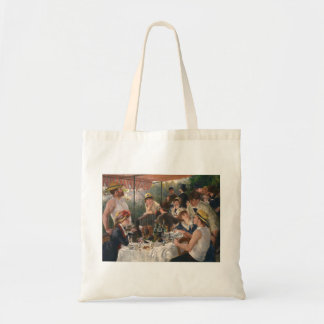 Luncheon of the Boating Party - Renoir Tote Bag