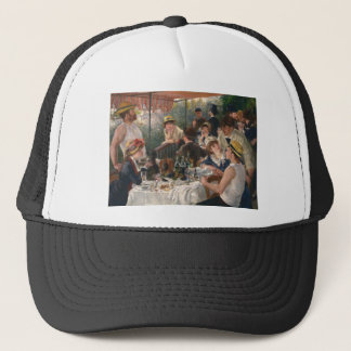 Luncheon of the Boating Party - Renoir Trucker Hat