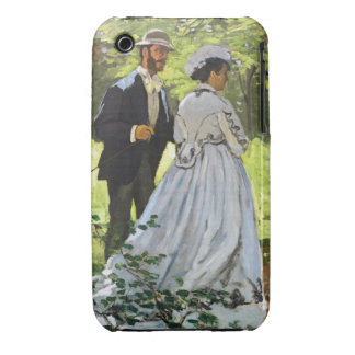 Luncheon on the Grass Claude Monet iPhone 3 Case-Mate Case