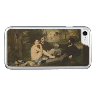 Luncheon on the Grass Edouard Manet Carved iPhone 8/7 Case