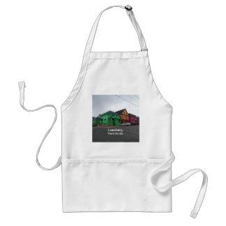 Lunenburg colors standard apron