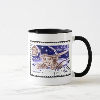 Lunokhod-1 Russian Space Robot Mug
