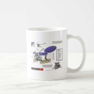 Lunokhod 2 Moon Rover Coffee Mug