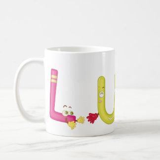 Lupe Mug