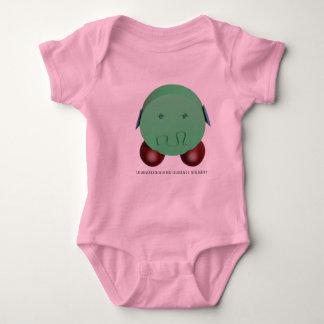 Lupe Needs Hugs Baby Bodysuit
