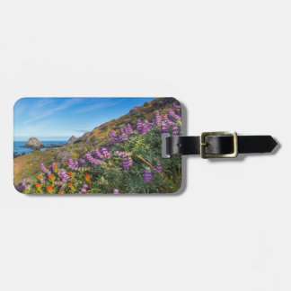 Lupine And Paintbrush Wildflowers Tags For Bags