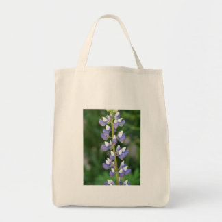 Lupine Grocery Tote Bag