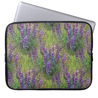 Lupines Galore... Computer Sleeves