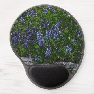 Lupins Gel Mouse Pad