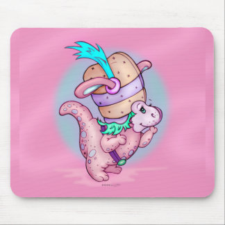 LUPITA CUTE ALIEN CARTOON MOUSE PAD