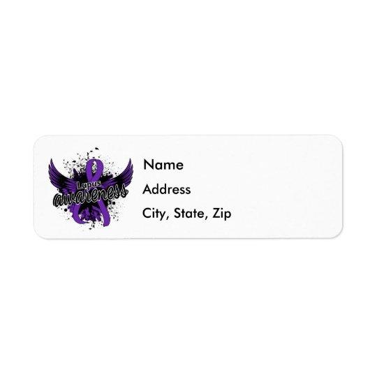 Lupus Awareness 16 Return Address Label
