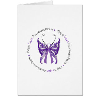 Lupus Awareness Card