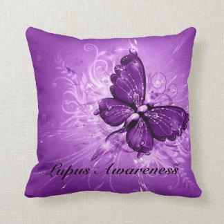 Lupus Awareness Cushion