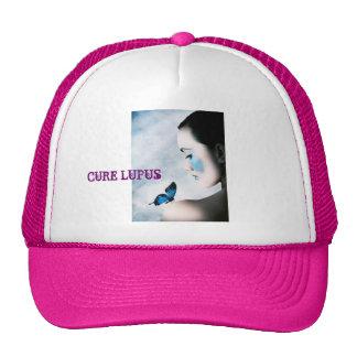 Lupus Awareness Hats