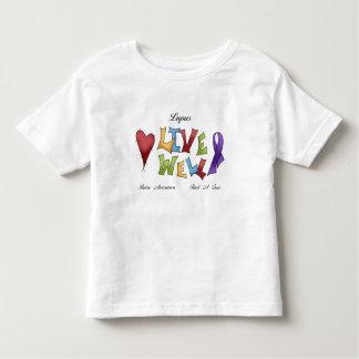 Lupus Awareness Toddler T-Shirt