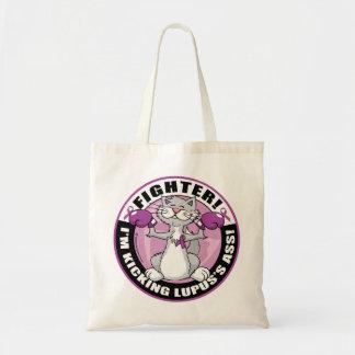 Lupus Cat Fighter Canvas Bag