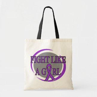 Lupus Fight Like A Girl Circular Bags