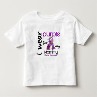 Lupus I WEAR PURPLE FOR MY MOMMY 43 T-shirts