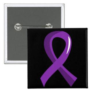 Lupus Purple Ribbon 3 Pins
