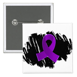 Lupus Purple Ribbon With Scribble Buttons