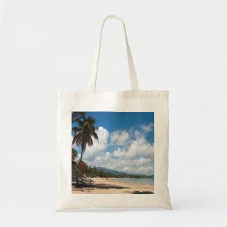 Luquillo Beach Puerto Rico Tote Bag