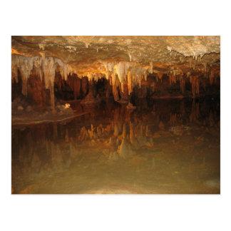 Luray Caverns, Reflection Pool Postcard