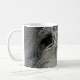 Lurcher Up Close - Mug One