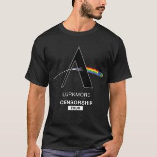 Lurkmore Censorship Tour 2016 (Dark) T-Shirt