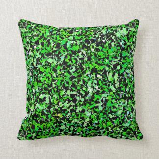 Luscious Green - Throw Pillow