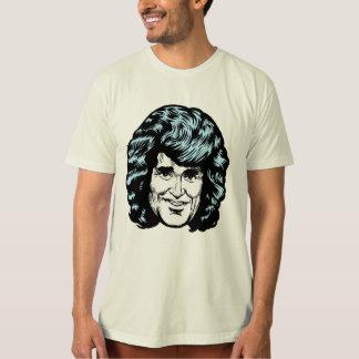Luscious Hair Head T-Shirt
