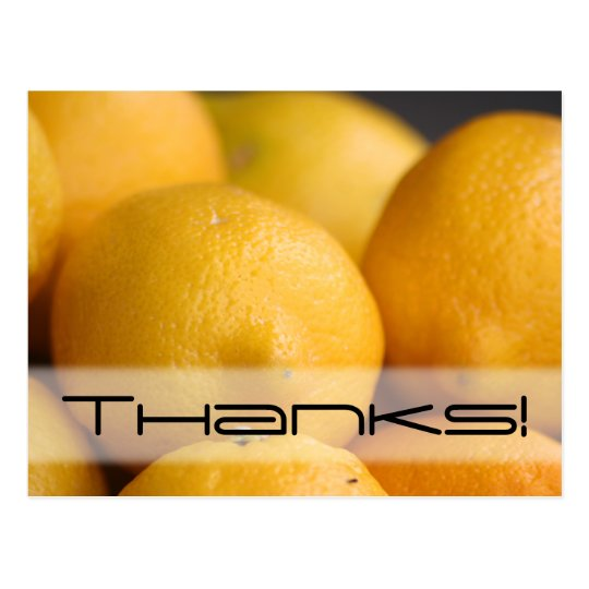 Luscious Lemons postcard