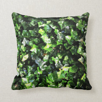 Lush Green Beautiful Nature Cushion