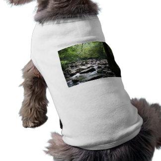 Lush, Green, Peaceful Pet Shirt