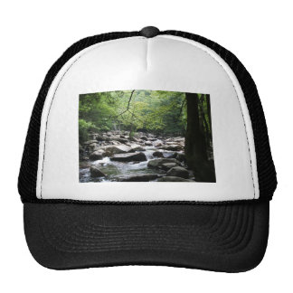 Lush, Green, Peaceful Trucker Hats