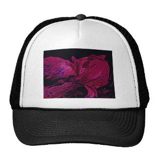 Lush Iris Deep Red Glow Cap