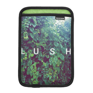 Lush Life iPad Mini Sleeve