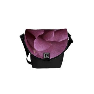 Lush Pink Rose - Small BAG Messenger Bag