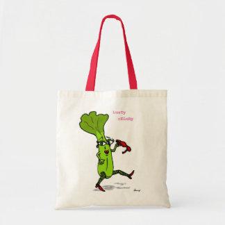 Lusty Celery Tote Bag