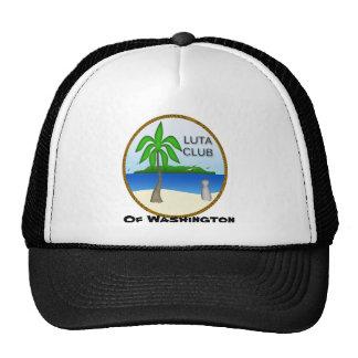 Luta Club of Washington Cap