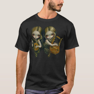 Lute and Lyre gothic fairy Shirt
