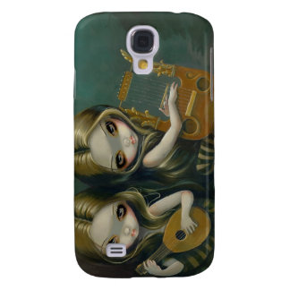 """Lute and Lyre"" iPhone 3 Case"