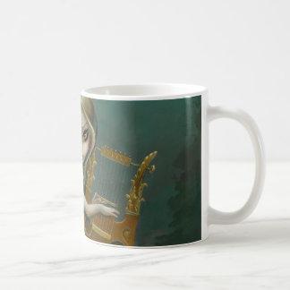 """Lute and Lyre"" Mug"