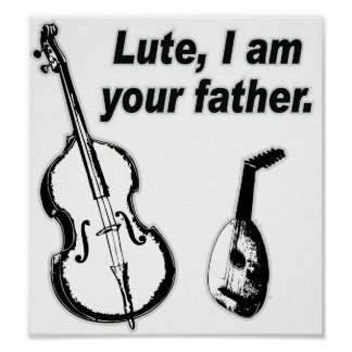 Lute Father Posters