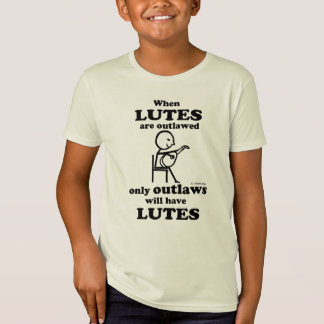 Lutes Outlawed Tees