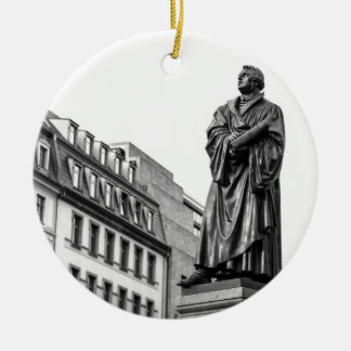 Luther Martin sculpture Ceramic Ornament